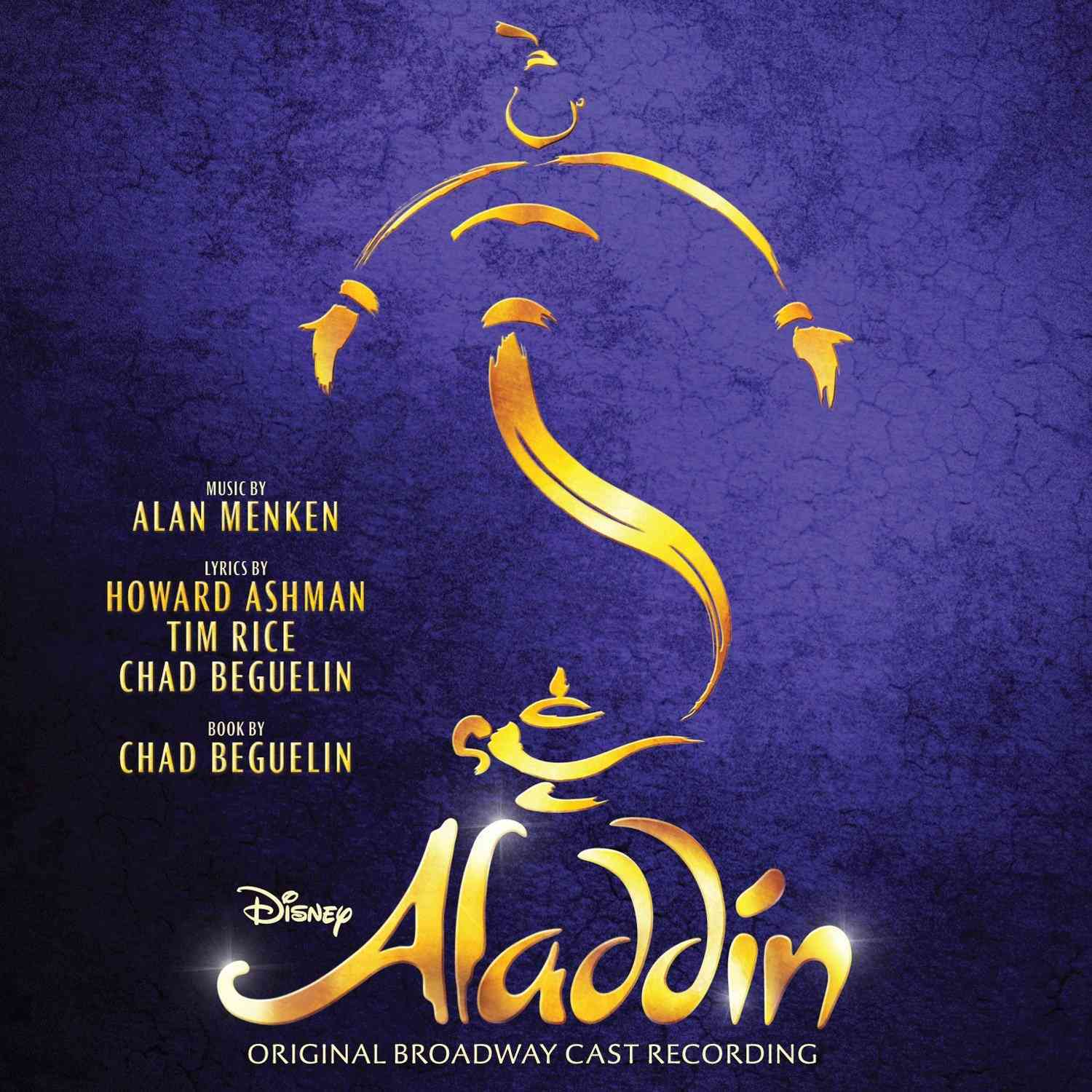 ALADDIN (OCR) BY ORIGINAL BROADWAY CA (CD)